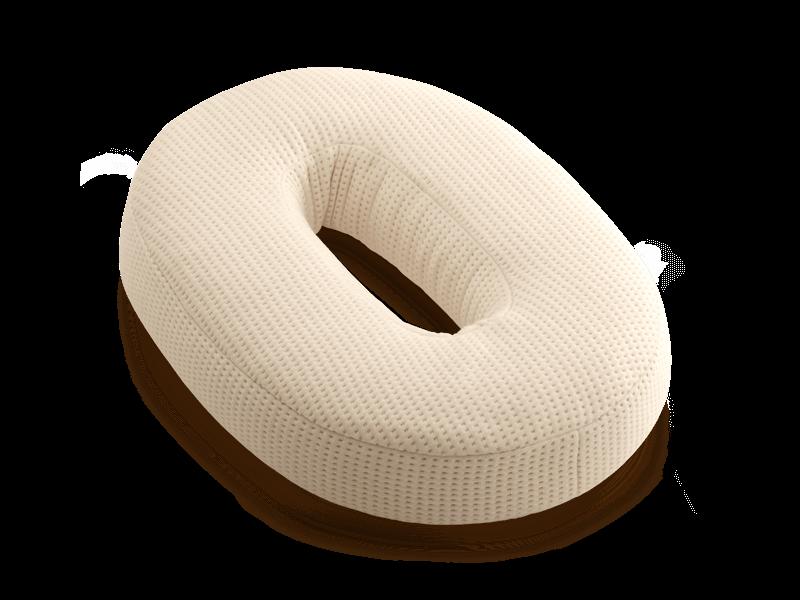 MM Foam Hemorrhoid Cushion